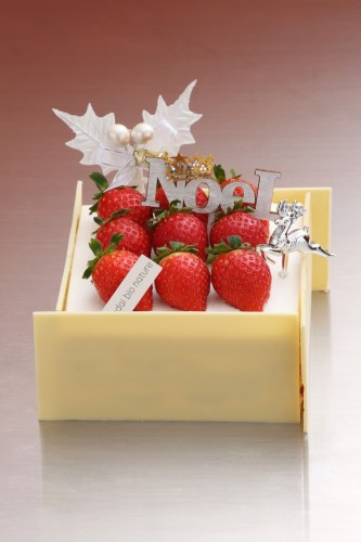苺のショートケーキのコピー