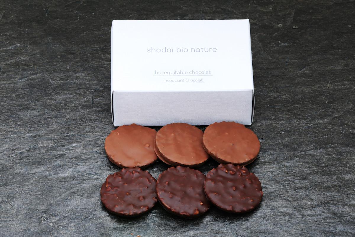 チョコレートヌガー