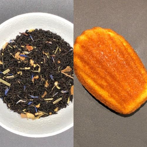 紅茶マドレーヌセット
