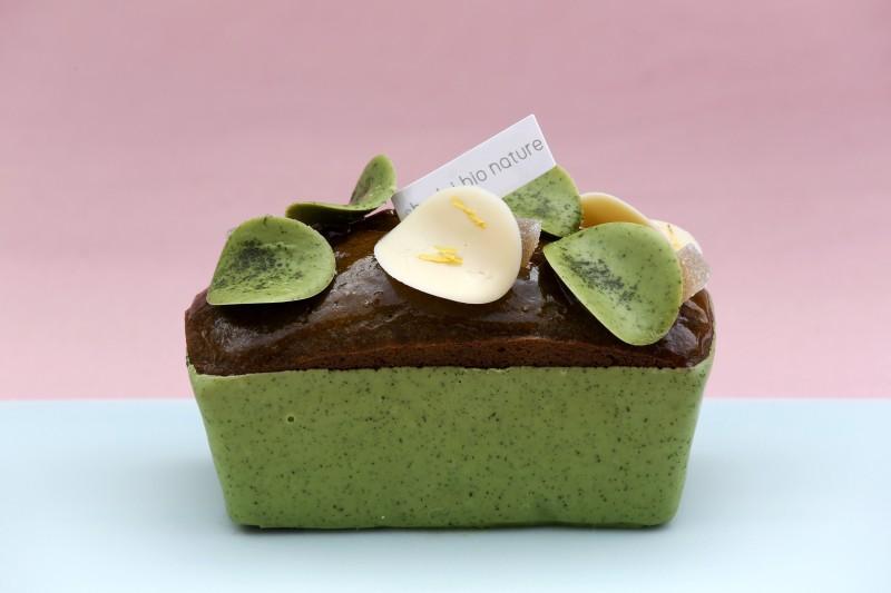 パウンドケイク 霧島西製茶4年熟成ヴィンテージオーガニック玉露